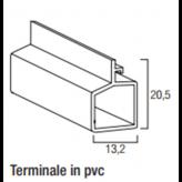 Tapparella avvolgibile in Pvc Sun 13x55