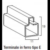 Tapparella in Pvc 6Kg/Mq 13x55mm